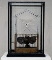 Mekaniskt Objekt - Galleri Blanch, 1990