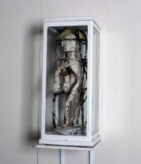 Skelett Rostiga Rummet - Liljevalchs, 1994