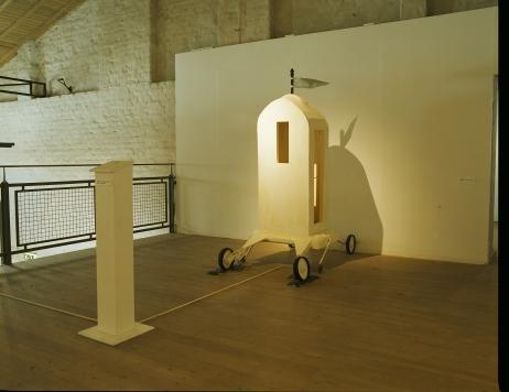 Mekanisk Bärstol - Skulpturens Hus, 2007
