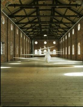 Flygplan - Skulpturens Hus, 2007