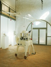 Grand Sasso - Skulpturens Hus, 2007