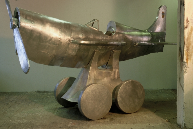 Flygplan - Hemlig Flygflottilj ,1994