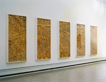 Tidlådor - Konstakademin, 2000