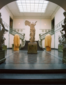 Läderhuvud - Postterminalen I Årsta, 1998