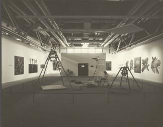 Sextant - Centre Georges Pompidou, 1981.