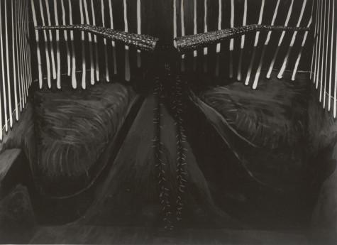 Mekanisk Uggla - Centre Georges Pompidou, 1981.