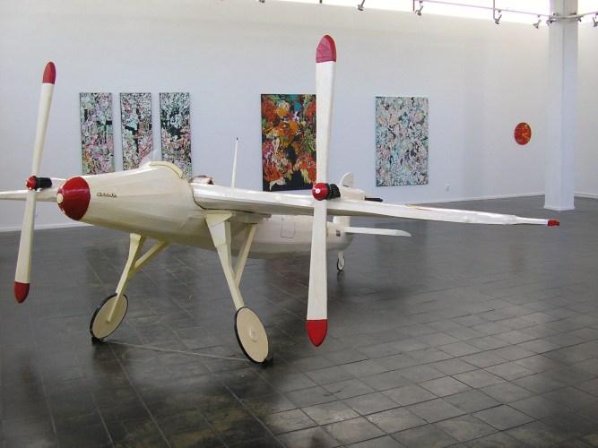 Flygmaskin 5x4m