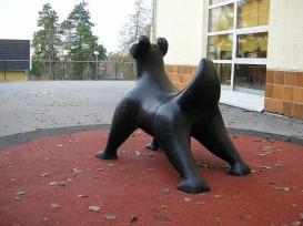 Hund - Trollbodaskolan, 2008